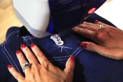 Angela Wolf Sewing Designer Jeans