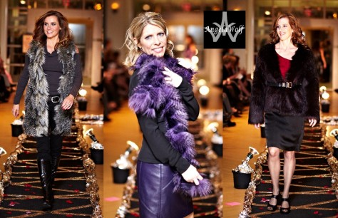Angela Wolf Collection Faux Fur
