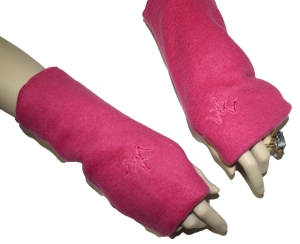 DIY Project: How to Sew Fleece Texting Gloves