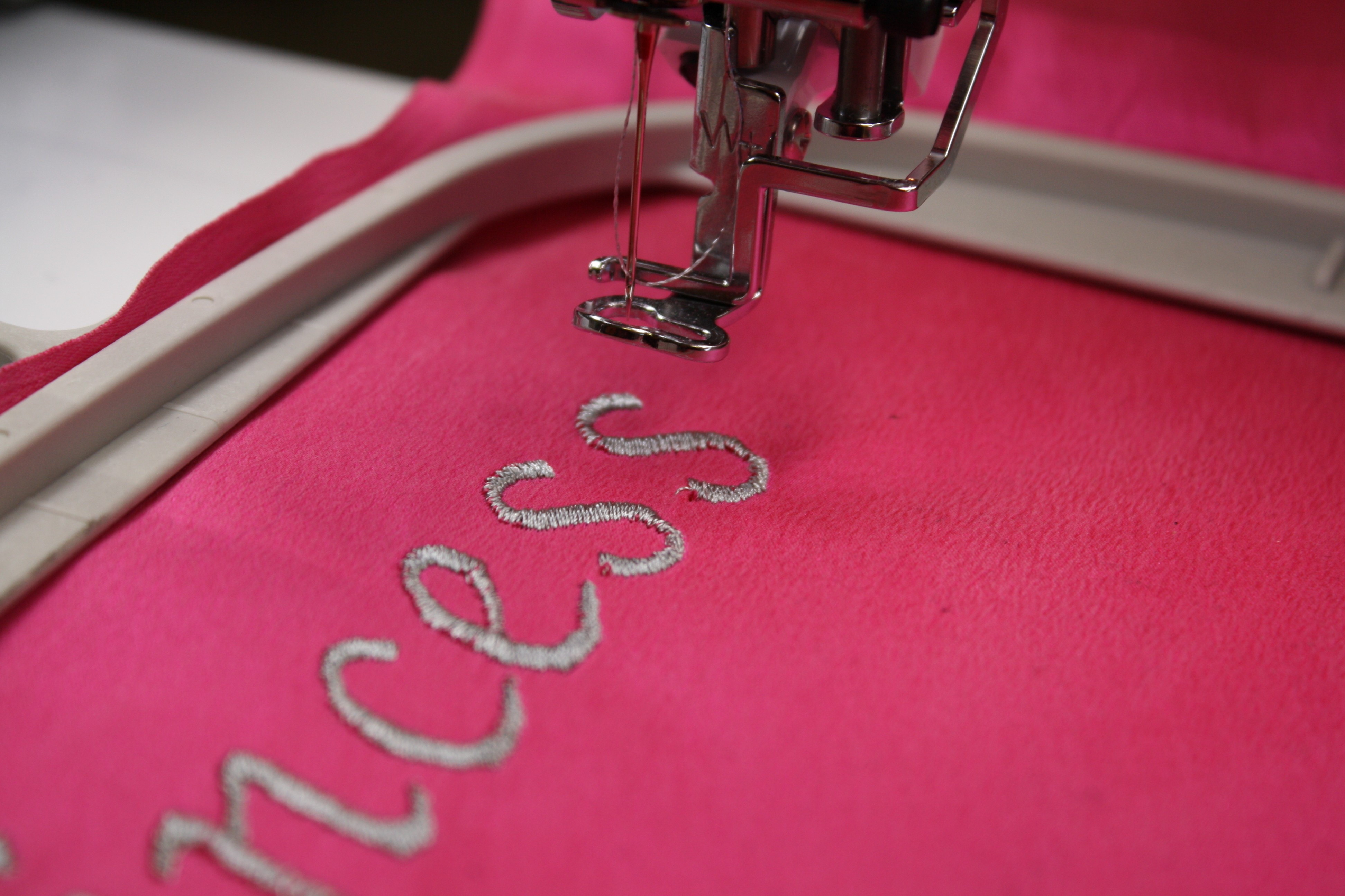 how to embroider archives angela wolf With sewing machine that does letters