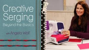 creative serging angela wolf