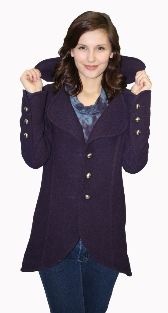 How to Prepare & Sew a Jacket Lapel (another giveaway)