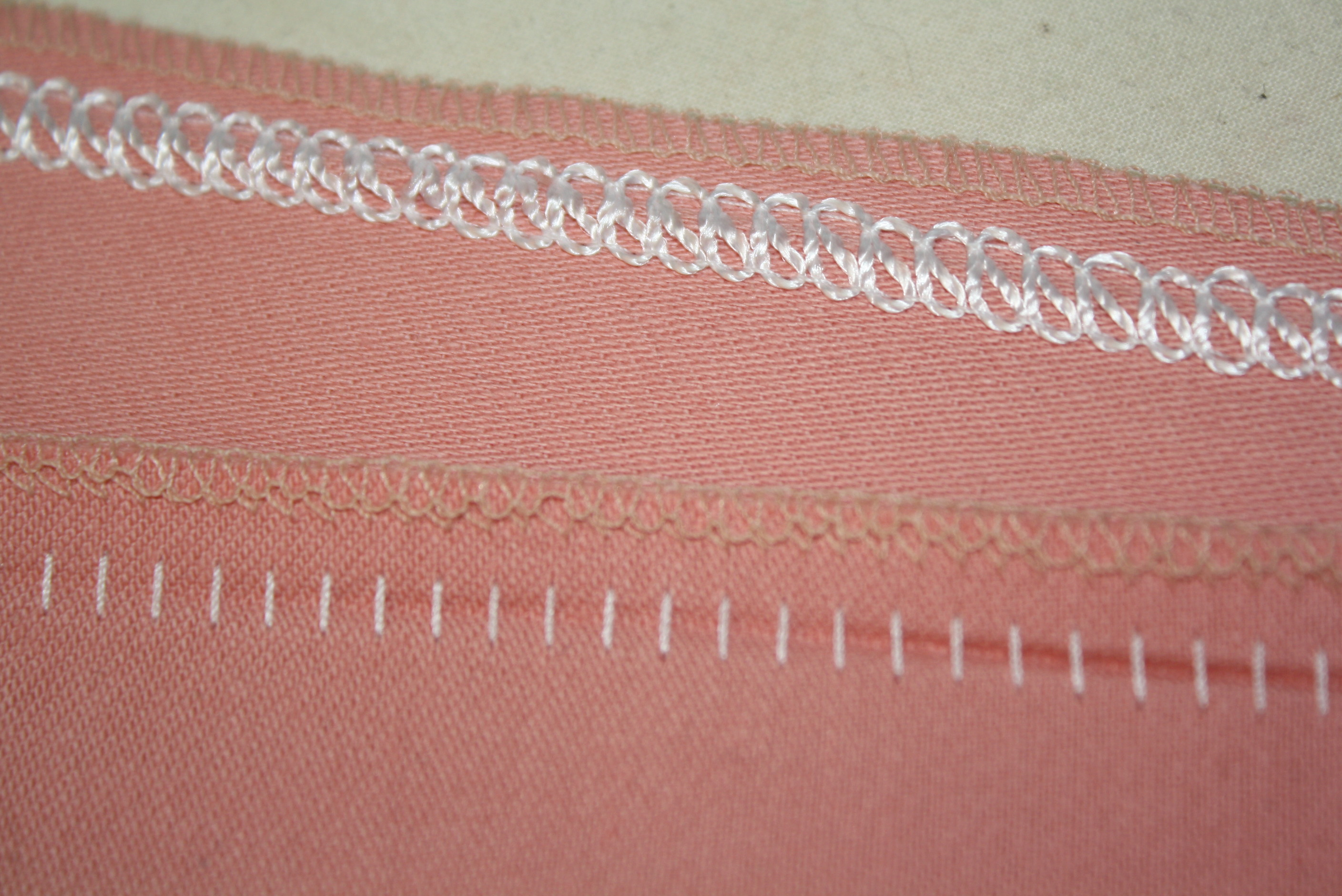 How to sew with creative serging - Angela Wolf