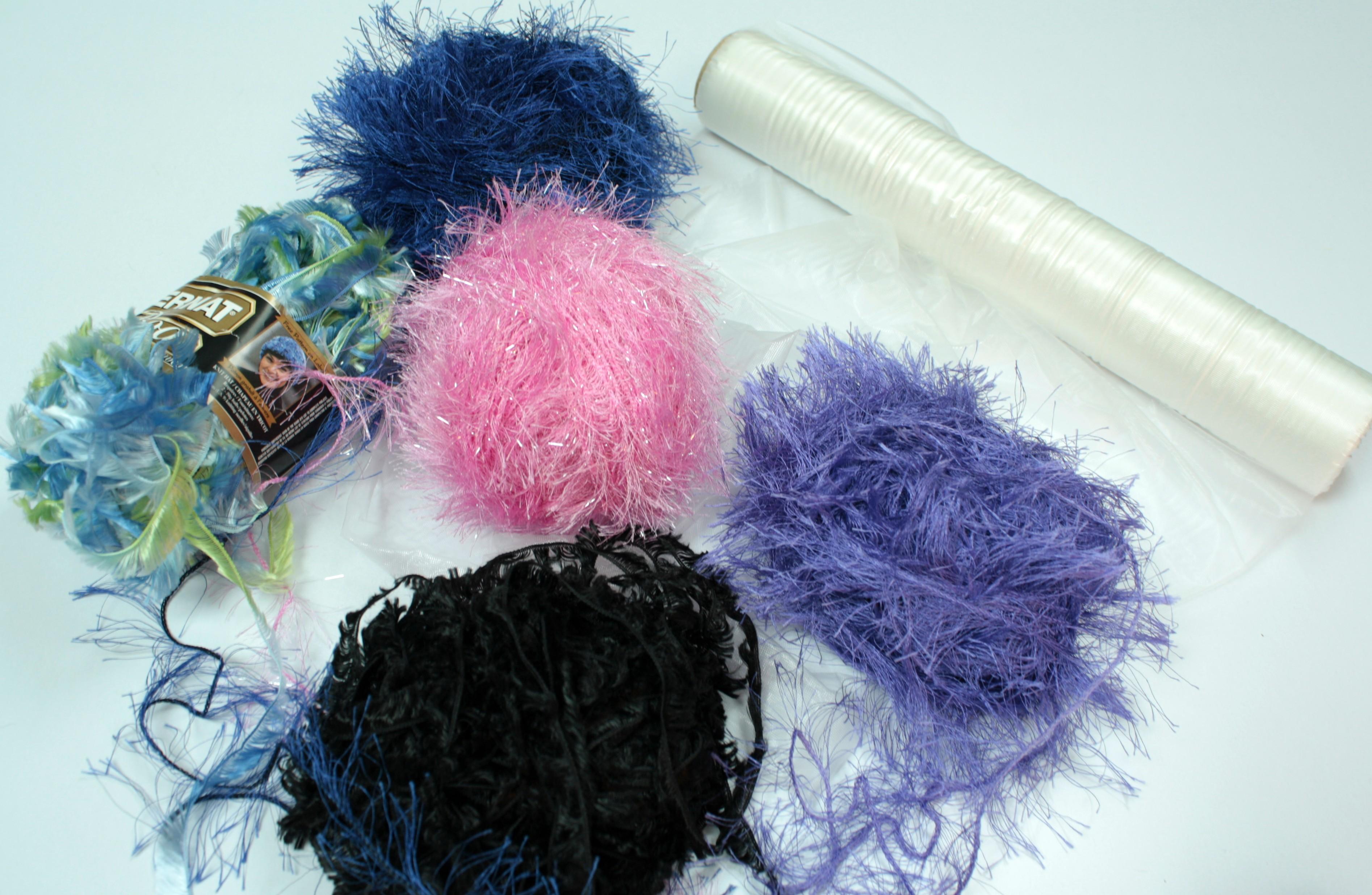Angela Wolf fabricate lace yarn 5